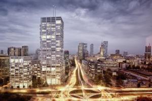 Rekordowy biurowy plac budowy. Rynek rośnie jak na drożdżach
