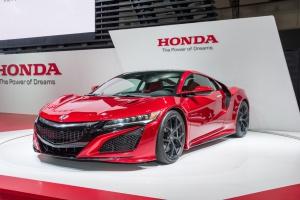 Honda NSX. fot. Honda