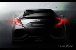 Civic Hatchback. fot. Honda