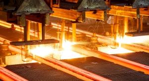 Worldsteel: produkcja stali spada