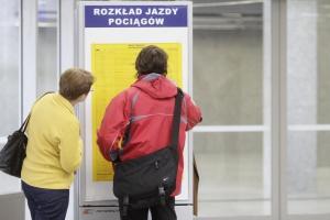 Rośnie liczba obywatelskich skarg dotyczących kolei