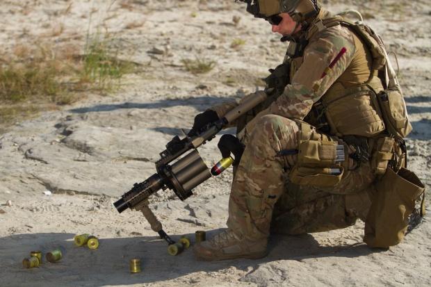 Tarnów dostarczy armii granatniki rewolwerowe