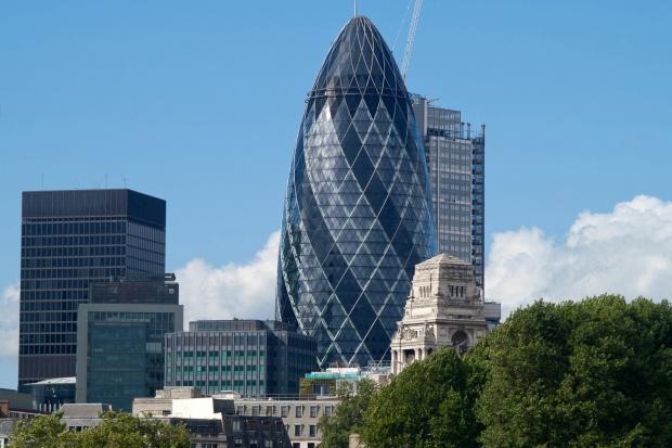 """""""FT"""": Brexit oznaczać będzie straty dla londyńskiego City"""