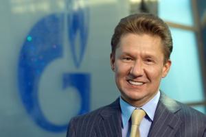 Szef Gazpromu znalazł się na liście objętych sankcjami