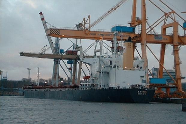 EBI sfinansuje modernizację portów morskich w Szczecinie i Świnoujściu