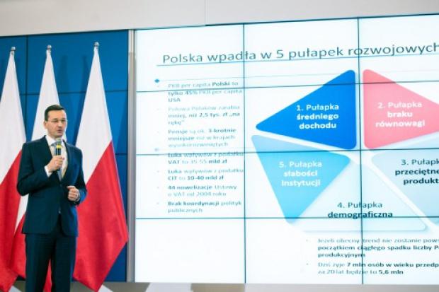 Plan Morawieckiego - oceny, opinie i kilka faktów