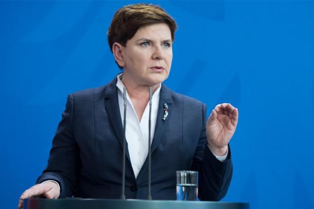 Szydło: Polska wnikliwie oceni unijny pakiet bezpieczeństwa energetycznego