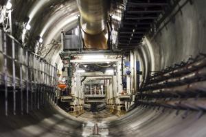 Podpisano umowę na budowę metra na Bródno