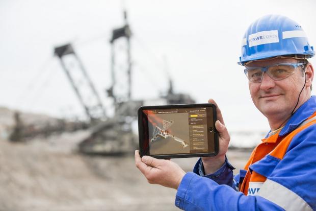 RWE rozdaje iPady górnikom