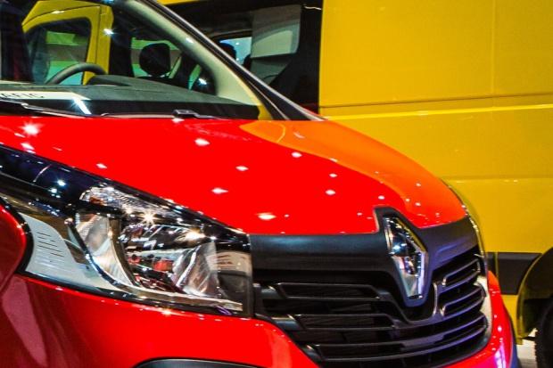 Akcja przywoławcza Renault Trafic