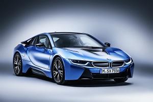 BMW i8. fot. BMW