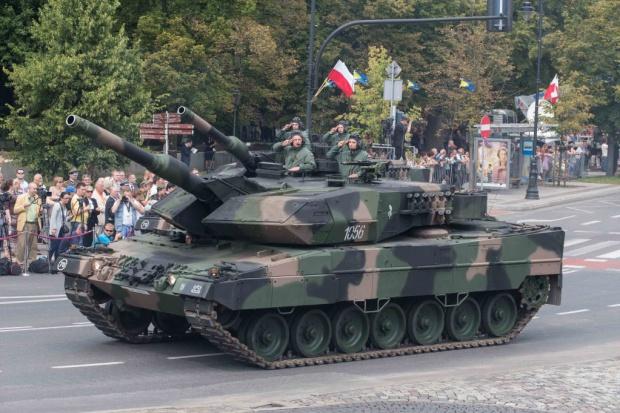 Rheinmetall i Bumar Łabędy zmodernizują Leopardy