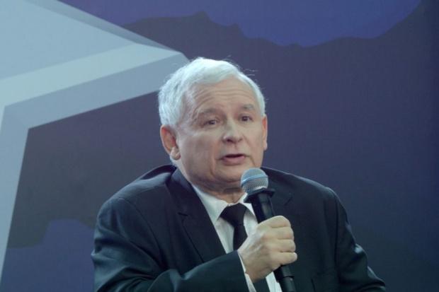 Kaczyński: rewolucja przemysłowa wymaga suwerenności