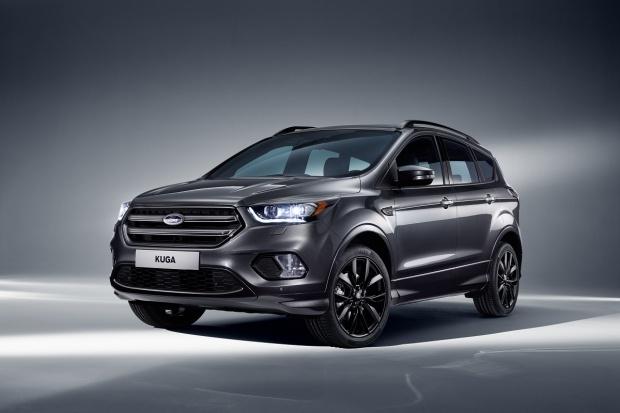 Ford wprowadza nową generację modelu Kuga