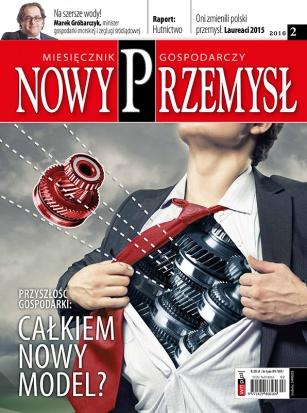 Magazyn Gospodarczy Nowy Przemysł 2/2016