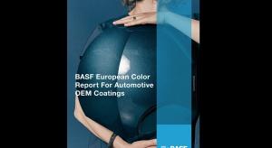 BASF: biały i niebieski w czołówce kolorów dla aut