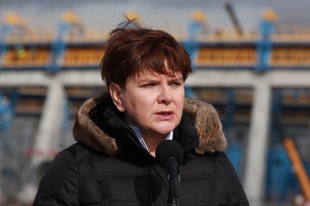 Premier Szydło: sytuacja w górnictwie jest uspokojona