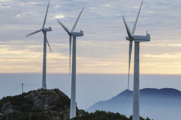 Chińczycy zdominowali światowy rynek turbin wiatrowych