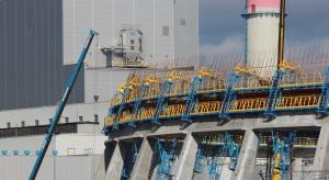 Blok 910 MW w Elektrowni Jaworzno zaawansowany w 16 proc.