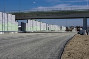 Nowy odcinek drogi S5 oddany do użytku przed czasem