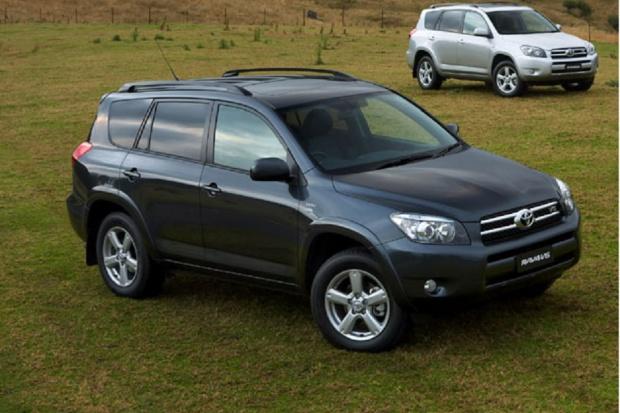 Toyota przywołuje do serwisu niektóre RAV4