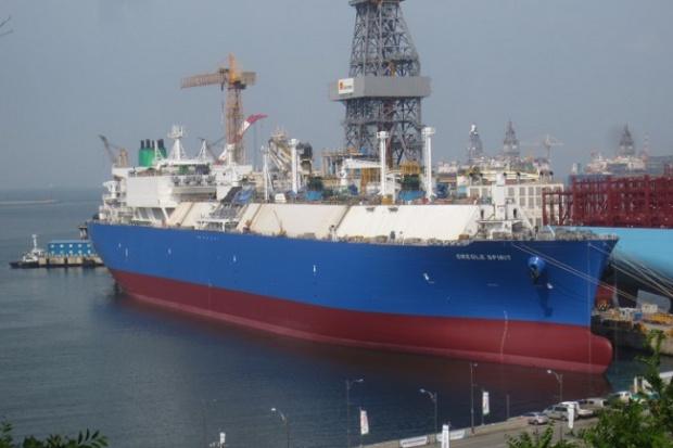 Na morzu rośnie popularność napędu LNG