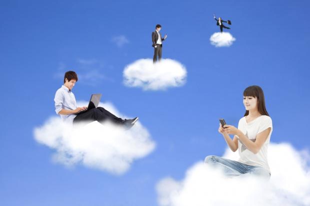 Duże przedsiębiorstwa stawiają na chmurę