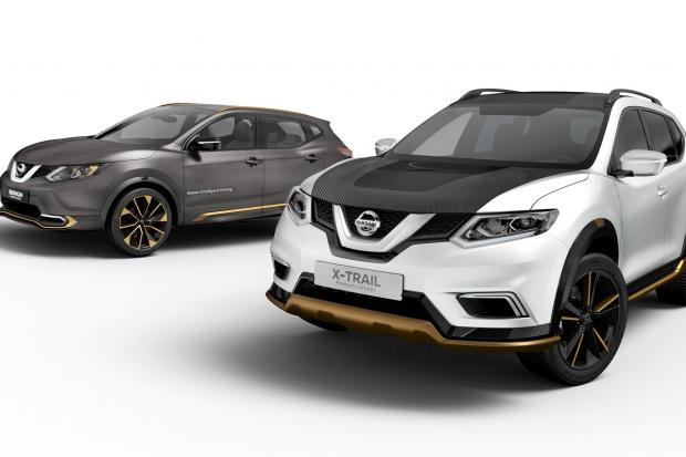 Nissan rasuje bestsellery