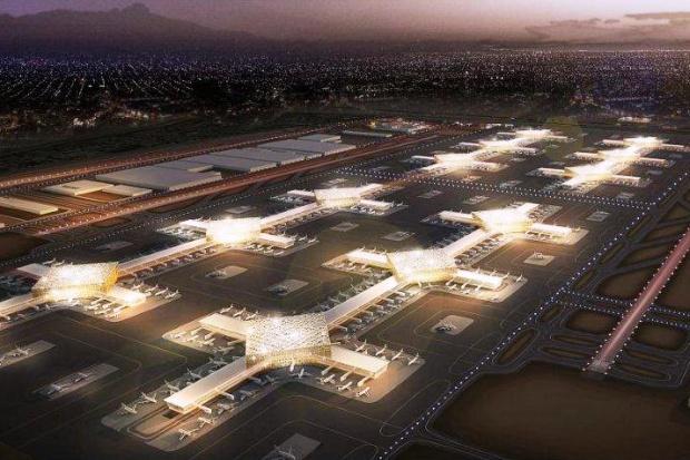 Nowy terminal w największym międzynarodowym lotnisku świata