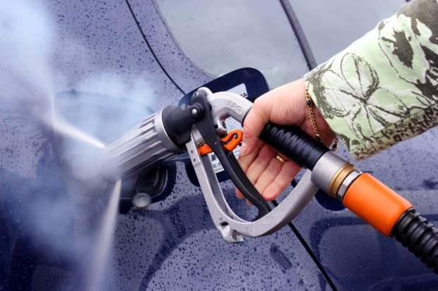 Alarmujący stan butli z gazem LPG