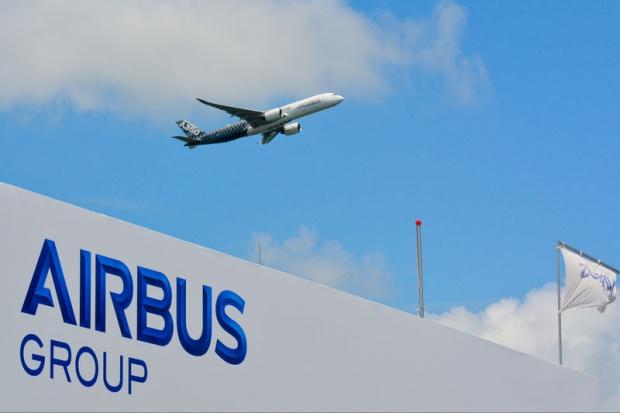 Dobry rok Airbusa - przychody i zyski w górę