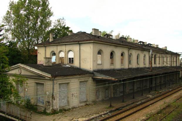 PKP szuka wykonawcy rewitalizacji dworca Sosnowiec Maczki