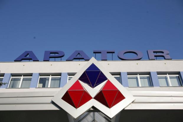 Większy zarząd Apatora