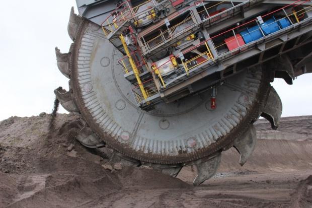 Grzegorz Tobiszowski za budową nowej odkrywki w kopalni Bełchatów