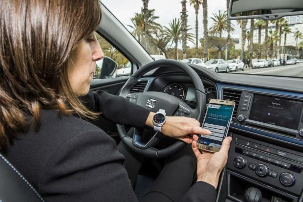 Seat, Samsung, SAP: efekty współpracy