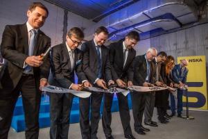 25 lutego odbyło się oficjalne otwarcie budynku, którego głównym najemcą jest firma Capgemini, jeden z wiodących dostawców usług informatycznych, konsultingowych i outsourcingowych.