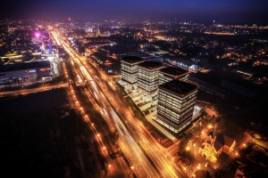 Skanska nie planuje budowy kolejnych biurowców w Katowicach