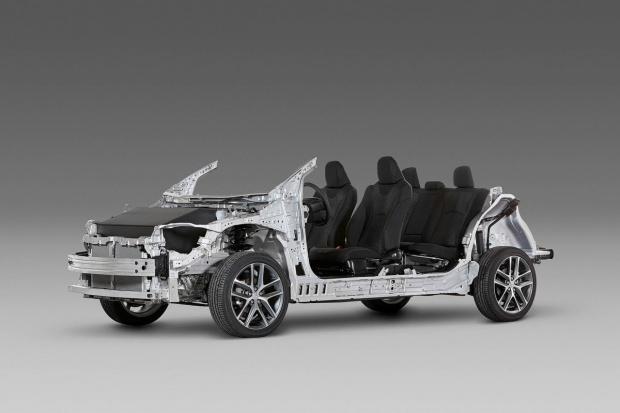 Rewolucje w produkcji samochodów Toyoty
