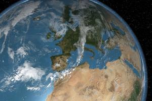 Satelita Aeolus ma usprawnić badania i modelowanie klimatu