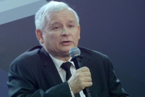 J.Kaczyński: modernizacja dróg i przekop Mierzei wśród inwestycji ważnych dla Warmii i Mazur