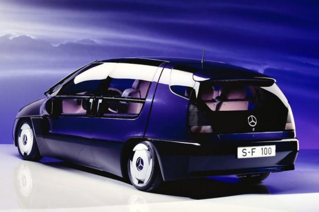 Znaczenie pojazdów badawczych w Mercedesie