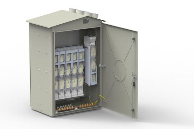 ZPUE dostarcza 2000 szt. rozdzielnic słupowych nN dla Enea