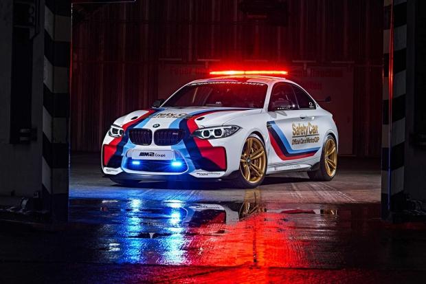 BMW M oficjalnym samochodem MotoGP