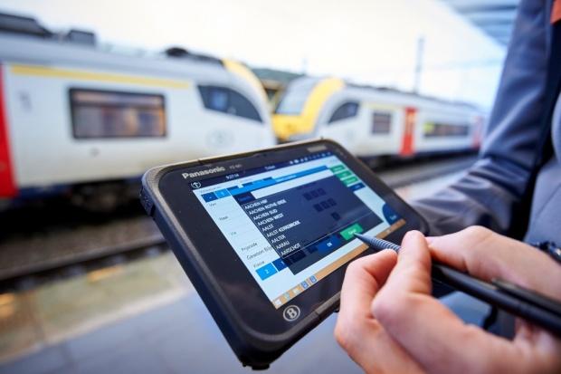 Belgijska kolej bez papierowych biletów w pociągach