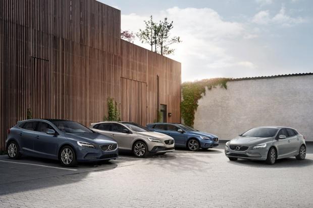 Volvo odświeża europejskiego bestsellera