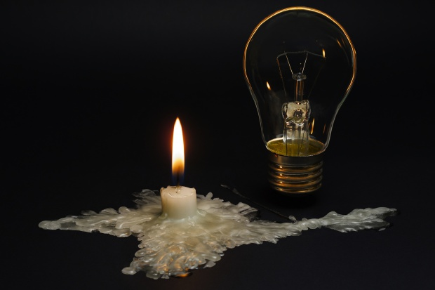 Na Krymie przez dwa dni duże problemy z prądem