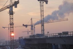 Produkcja firm budowlanych rośnie