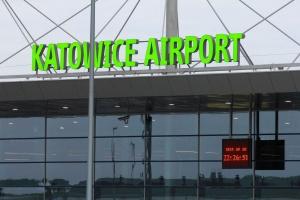 Po zgłoszeniu awarii samolot bezpiecznie wylądował w Pyrzowicach