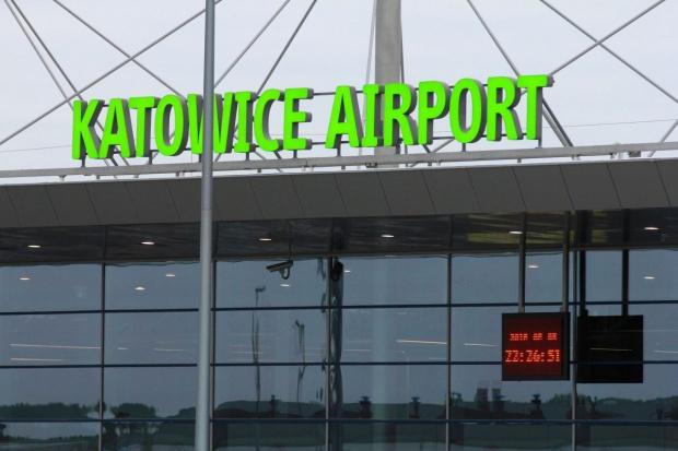 Wzrost liczby pasażerów na lotnisku Katowice