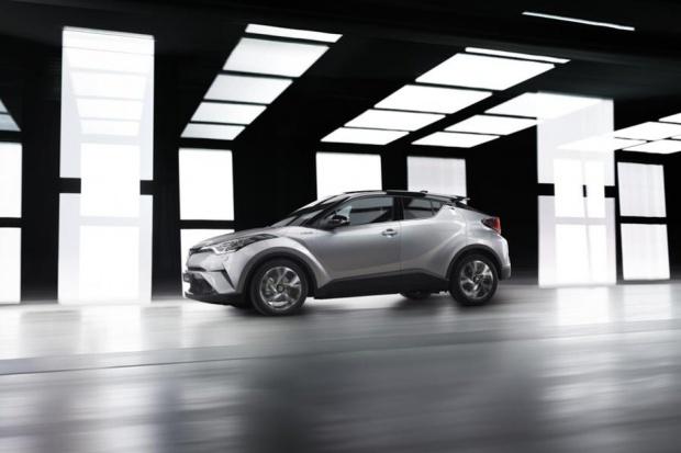 Genewa: Toyota C-HR - nowość wśród crossoverów